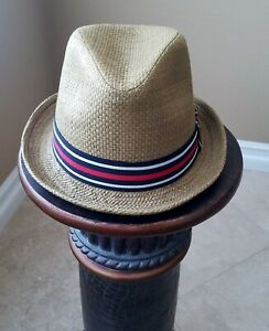 02675692 PETER GRIMM Unisex Depp Brown Fedora Hat SMALL ~ Brand new with tags ...