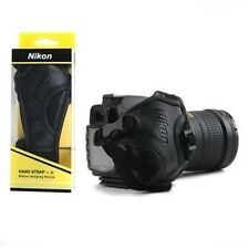 Hand Grip Strap AH-4 Nikon DSLR Camera D300s D800 D90 D3200 D5100 leather