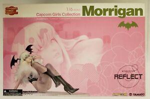 Yamato-Capcom-Girls-Collection-1-6-Scale-Morrigan-Figure-RARE