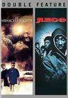 Menace II Society Juice DVD 1992 Omar Epps Tupac Shakur 2 Disc