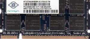 1GB-MSI-U100-U123-U130-U135-U160-U210-U230-DDR2-Laptop-Notebook-Netbook-Memory