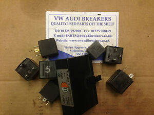 AUDI-VW-SEAT-SKODA-RELAY-NUMBER-341-8A0907525-8A0-907-525