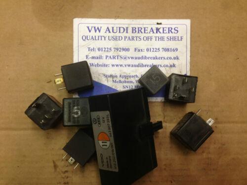 AUDI VW SEAT SKODA RELAY NUMBER 320 447947115D 447 947 115 D