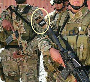 Details about AFG-PAK ISAF JSOC JTF BATTLE TESTED RANGER SP OPS:  AFGHANISTAN PARTNERING UNIT