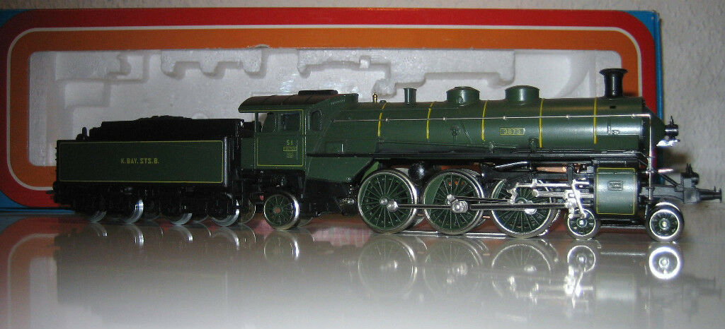 Märklin H0 3092 Steam Locomotive New Condition Ob