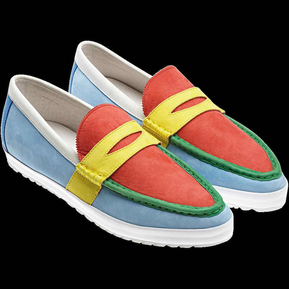 Neue adidas jeremy scott penny - bummler slim schuh superstar sim - ausrutscher auf - männer sz 11,5