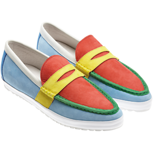 New~Adidas JEREMY SCOTT PENNY LOAFER SLIM Shoe superstar SLM Slip-On~Men sz 10.5