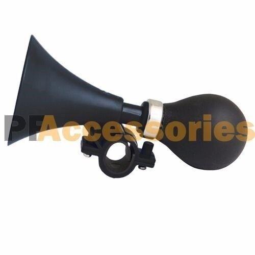 Vélo Bike Cyclisme Air Horn Hooter Bell en Caoutchouc Classique Squeeze Ampoule Loud
