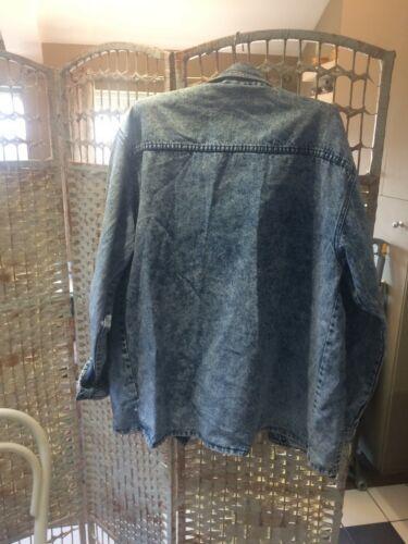 Kind Oversized Jacket One Real A Vintage Of Denim EqnpptB84