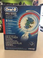 Oral-B Pro 5000 SmartSeries Rechargeable Toothbrush BRAND NEW! Mississauga / Peel Region Toronto (GTA) Preview
