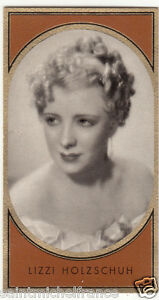 LIZZI-HOLZSCHUH-ACTRESS-ACTRICE-AUSTRIA-OSTERREICH-AUTRICHE-IMAGE-CARD-30s