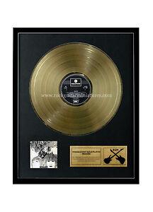 rgm1016-The-Beatles-Revolver-Dorado-DISCOS-24k-Banado-DISCOS-LP-30-5cm