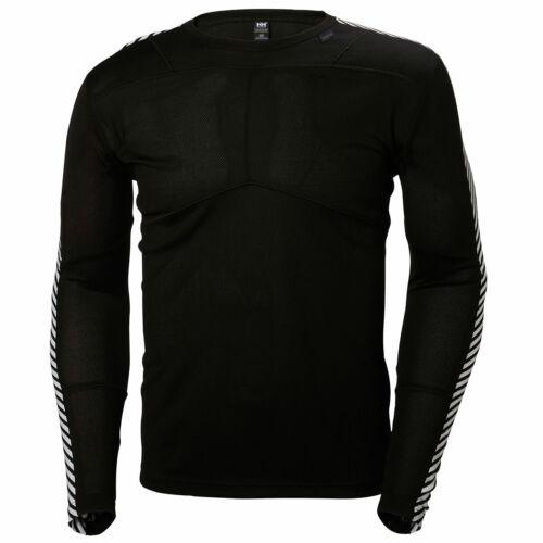 Helly Hansen Mens 2020 Lifa Crew LS Lightweight Base Layer Insulated T-Shirt