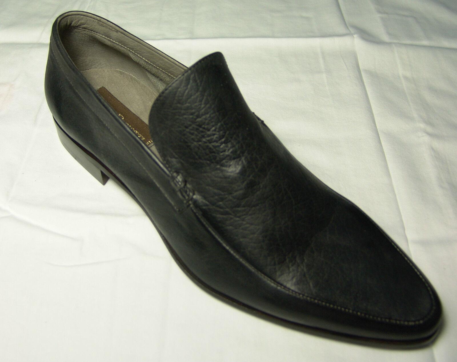 Authentique Cesare Paciotti 10 US élégant Mocassins Italien Designer chaussures