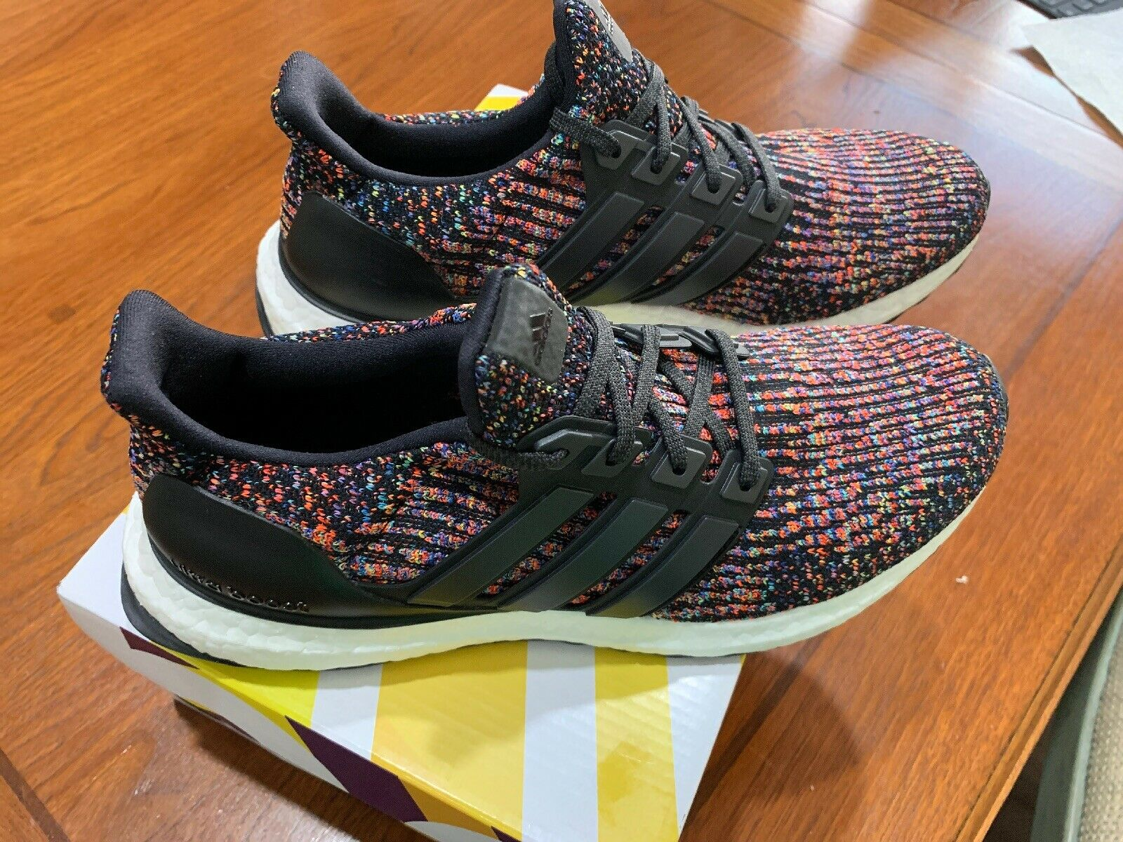 Adidas Ultra Boost Jr. Size 7 =  Women's 8.5  on sale