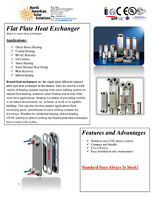 Brazed Plate Heat Exchangers, wood stoves, boilers, industrial, Norfolk County Ontario Preview