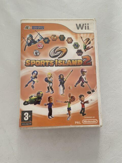 Jeu Sports Island 2 pour Nintendo Wii