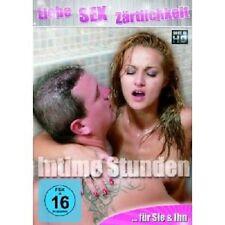 LIEBE SEX ZÄRTLICHKEIT - INTIME STUNDEN  DVD NEU