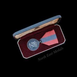EIIR-Imperial-Service-Medal-Harold-Lees