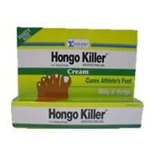 Hongo Killer Antifungal Cream 1 oz