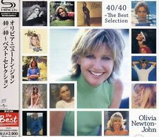 Olivia Newton-John - 40/40 the Best Selection [New CD] Shm CD, Japan - Import