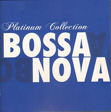 VARIOUS ARTISTS - BOSSA NOVA PLATINUM COLLECTION (3-CD EMI 2008)
