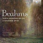Johannes Brahms - Brahms: Viola Sonatas, Op. 120; 2 Gesange, Op. 91 (2016)