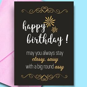 Image Is Loading Funny Happy Birthday Cards For Uncle Mum Dad