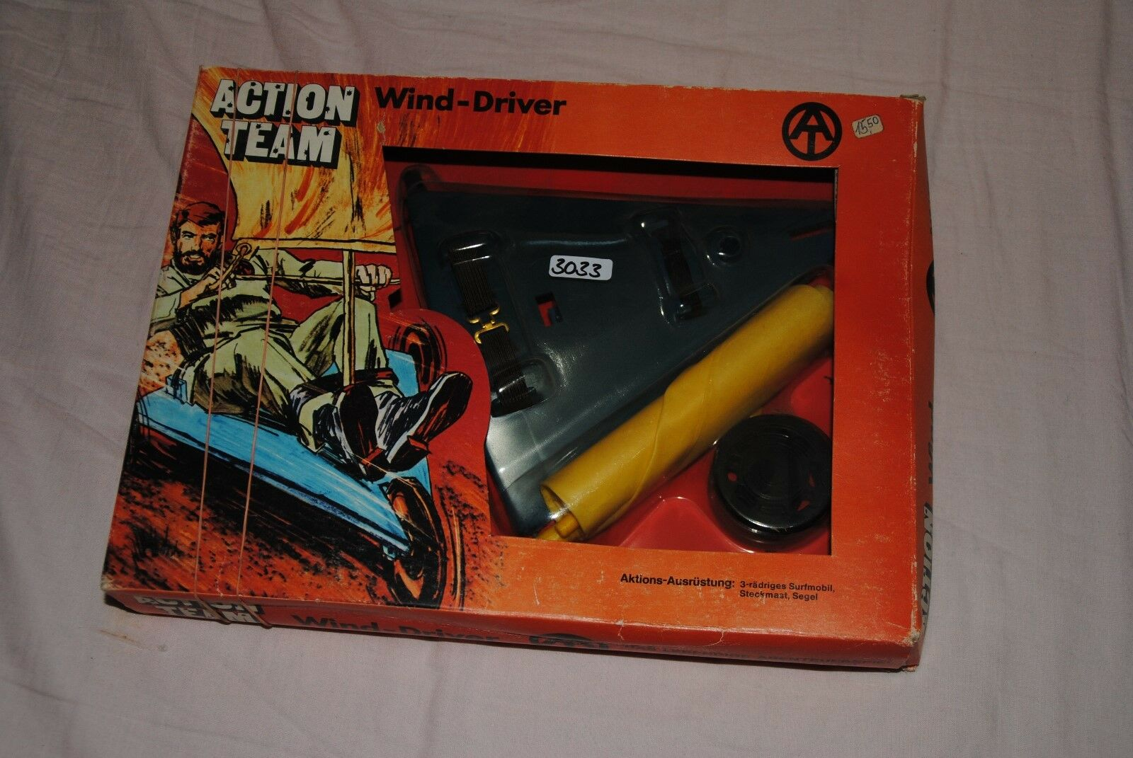 GI JOE  ACTION TEAM