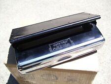 Original 1950s Vintage AUTO SERV under dash tissue dispenser Rat old Hot rod