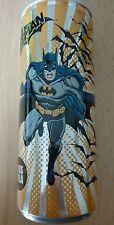 Batman Superhero BARATTOLO 250ml per collezionisti Cola Hero pieno full can Action SUPERMAN