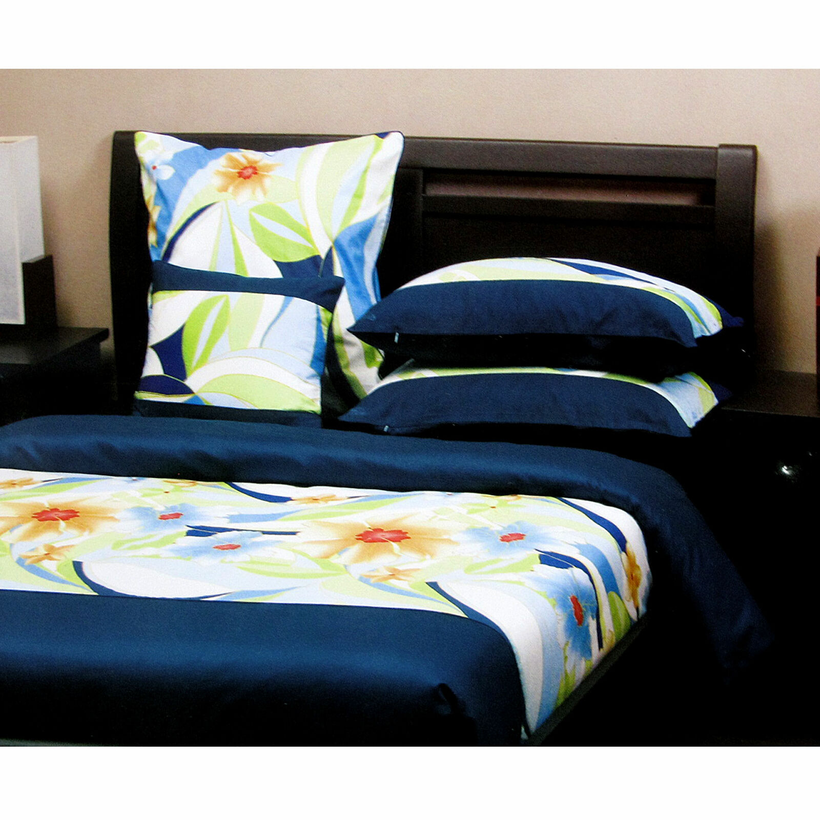 300TC Pure Cotton Iluka Quilt Startseite Set by Chameleon OR Accessories