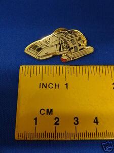 Star-Trek-Deep-Space-Nine-Runabout-Cut-Out-Pin-Badge-DSN40