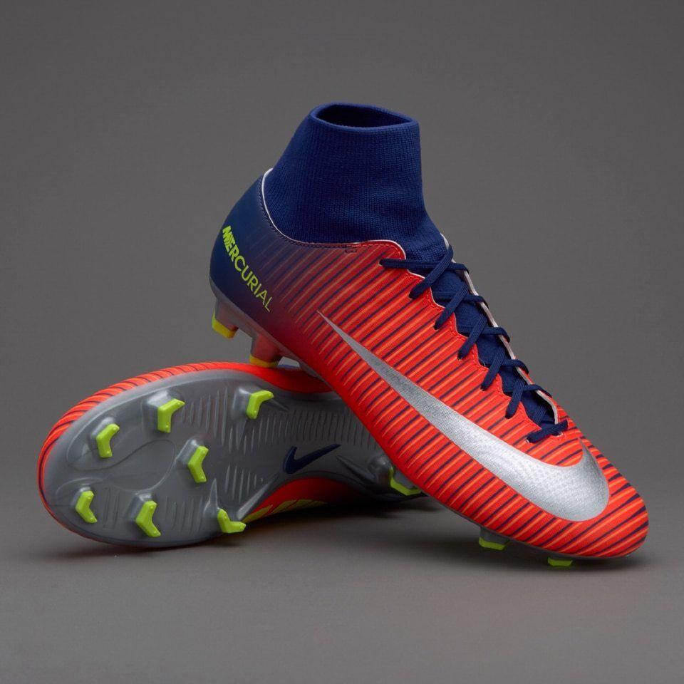 MERCURIAL VICTORY vi  df FG 903609-409 caballeros fútbol zapatos nuevo talla 47  marca en liquidación de venta