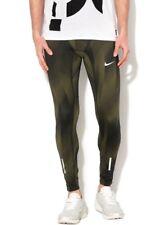 ebc00dcd181f5 item 2 Nike Mens Power Tech Print Running Tights 833109-355 Sequoia Green Black  Size S -Nike Mens Power Tech Print Running Tights 833109-355 Sequoia Green  ...