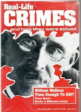 Real-Life Crimes Magazine - Part 76