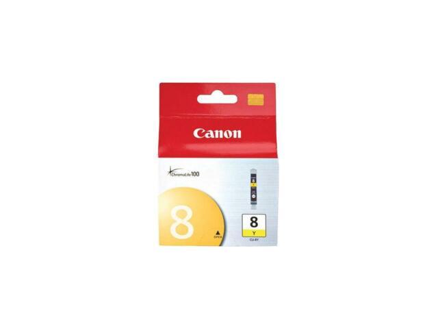 Canon CLI-8 Ink Cartridge - Yellow
