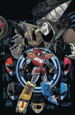Go Go Power Rangers #13 Boom Comics 1st Print NM//M