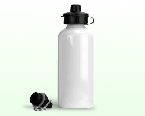 METAL Personalised Love TV Island Show Drinks Water Bottle 600ml Dishwasher Safe