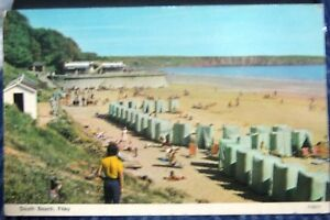 England South Beach Filey  posted 1974 - Newent, United Kingdom - England South Beach Filey  posted 1974 - Newent, United Kingdom