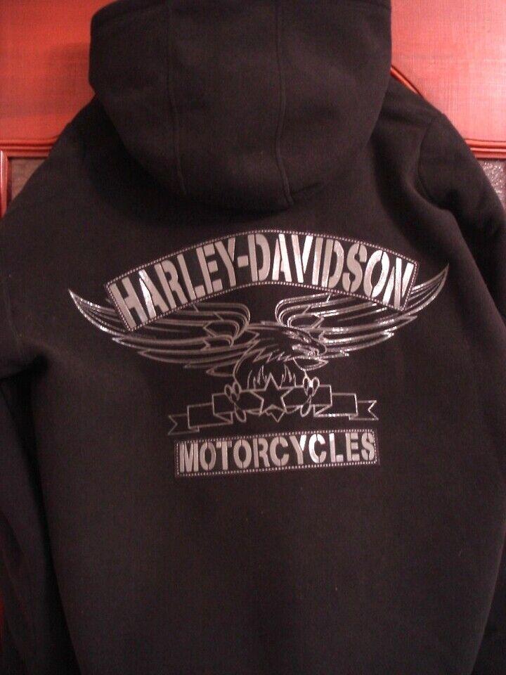 HARLEY DAVIDSON Activation WINDSTOPPER Fleece Hoodie Jacket