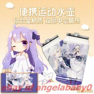 Azur Lane HMS Belfast Cosplay Anime Hugging Body Dakimakura Pillow Case Lolita