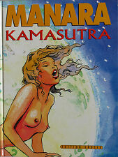 Erotic Comic für Erwachsene Milo Manara Kamasutra