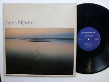 JAMES NEWTON s/t LP Modern JAZZ 1983 VG+ vinyl   #11