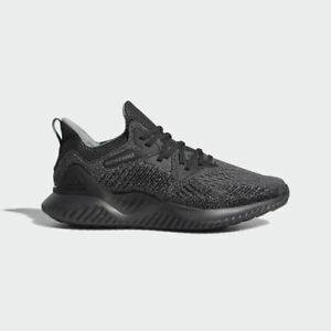 Image is loading Adidas-AQ0573-Men-Alphabounce-Beyond-Running-shoes-black- c4eab30dc