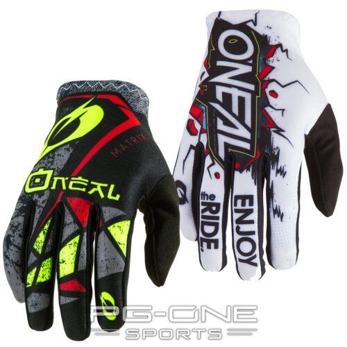 Oneal Matrix gants de vélo-Gants-MTB-ALPIN MX-NEUF
