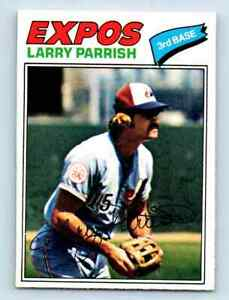 1977-O-Pee-Chee-Must-See-Condition-Larry-Parrish-72