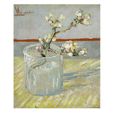Canvas Print Picture Van Gogh Painting Repro Flowers Home Decor Wall Art Framed