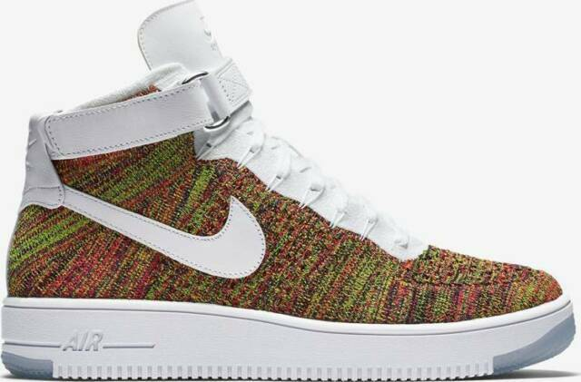 Size 8.5 - Nike Air Force 1 Ultra Flyknit Multi-Color 2016 for ...