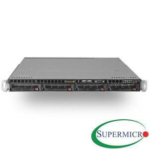 Supermicro-SuperServer-5018R-M-1U-Rackmount-Support-Xeon-E5-4-x-Hotswap-IPMI